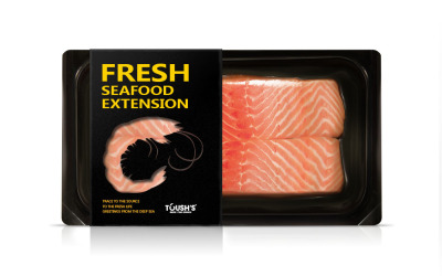 海鲜品牌包装设计