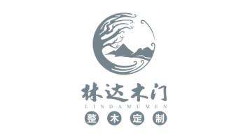 林达木门家居品牌LOGO乐天堂fun88备用网站