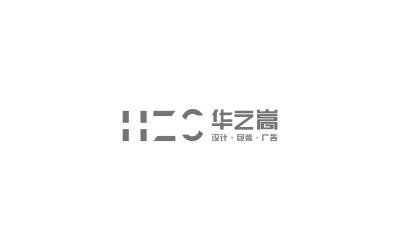 华之嵩文化传播logo设计