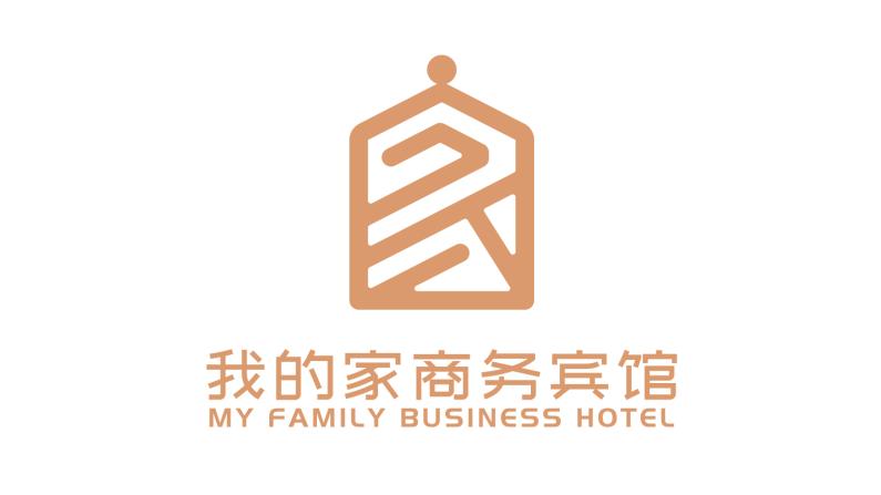 我的家商务宾馆品牌LOGO乐天堂fun88备用网站