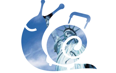 趣美旅行logo設計