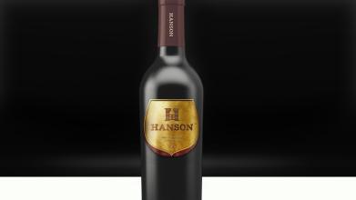 HANSON红酒品牌包装必赢体育官方app