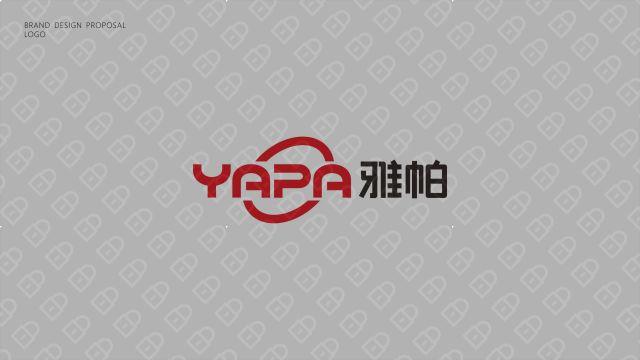 雅帕瓷砖品牌LOGO乐天堂fun88备用网站入围方案8