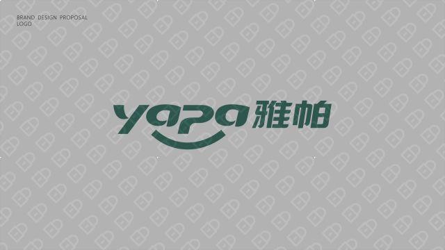 雅帕瓷砖品牌LOGO乐天堂fun88备用网站入围方案6