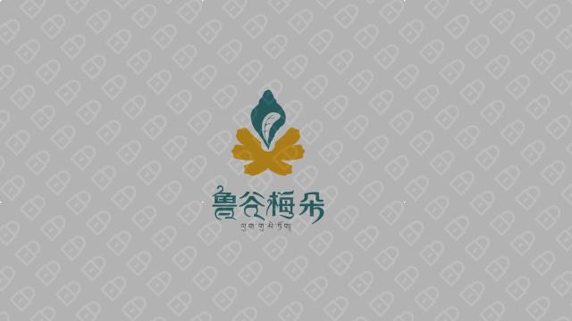 鲁谷梅朵地毯品牌LOGO必赢体育官方app入围方案2