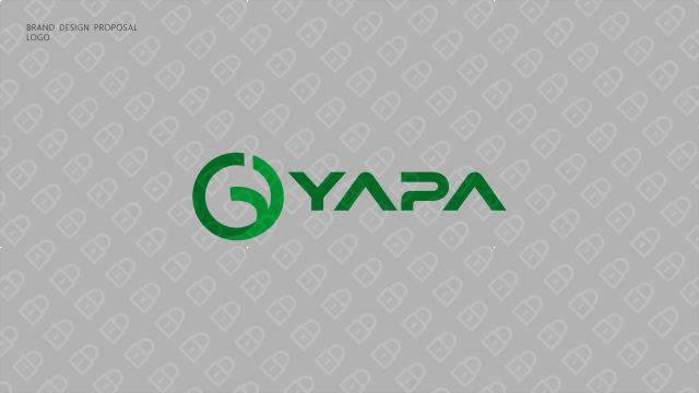 雅帕瓷砖品牌LOGO乐天堂fun88备用网站入围方案7