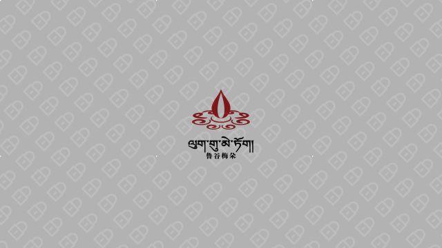 鲁谷梅朵地毯品牌LOGO必赢体育官方app入围方案6