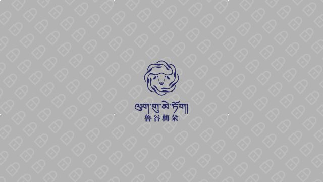鲁谷梅朵地毯品牌LOGO必赢体育官方app入围方案7