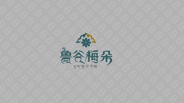 鲁谷梅朵地毯品牌LOGO必赢体育官方app入围方案3