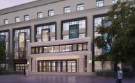 青阳华府售楼中心商业空间设计