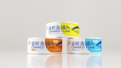 蓝润水产品牌包装延展设计