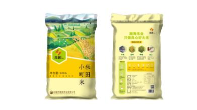 集利秋田小町米品牌包装必赢体育官方app