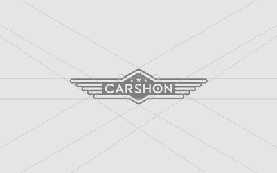 汽車修理logo設計