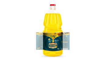 河套味道葵花油品牌包装设计