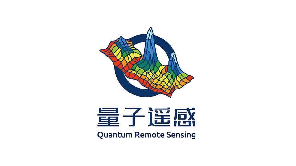 量子遥感科研w88优德LOGO设计