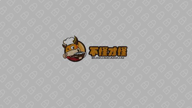 不怪才怪餐飲品牌LOGO設計入圍方案5