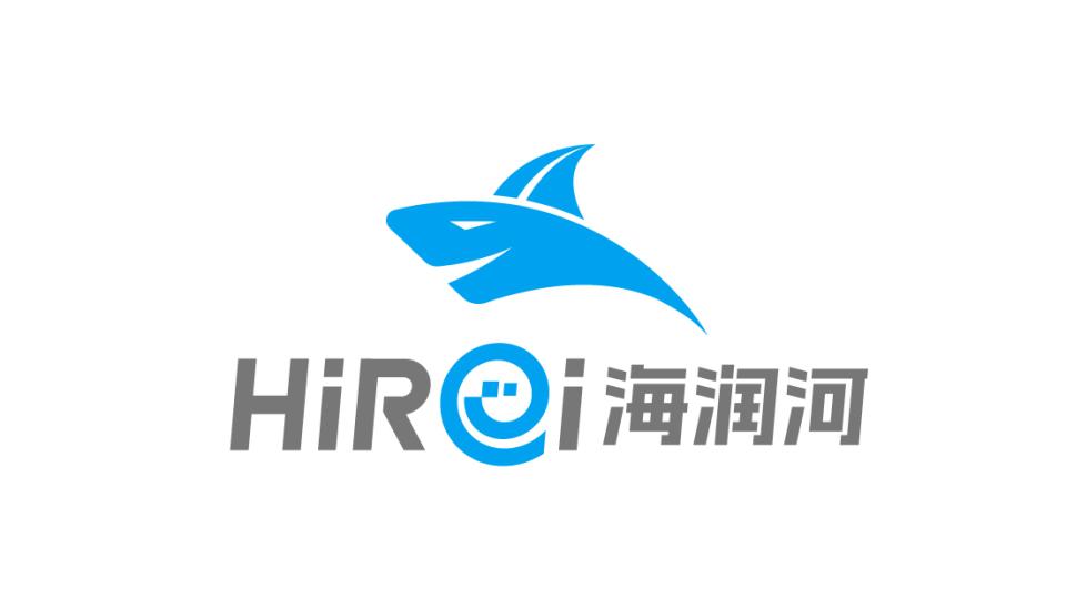 海润河潜水制品品牌LOGO设计