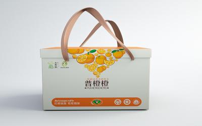 普橙橙包裝設計