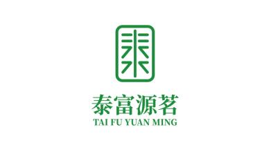 泰富源茗茶叶品牌LOGO必赢体育官方app