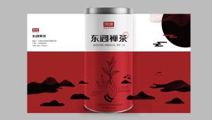 東閣禪茶品牌包裝設計