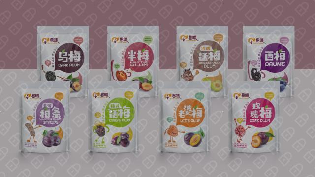 易唛食品品牌包装延展设计入围方案0
