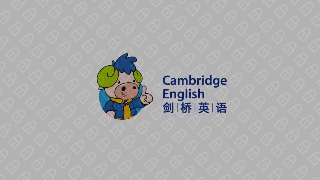 剑桥英语教育公司LOGO乐天堂fun88备用网站入围方案3