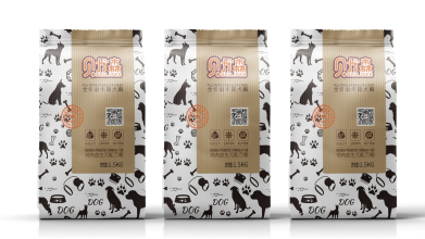 贝力森宠物用品品牌包装延展必赢体育官方app