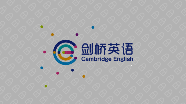 剑桥英语教育公司LOGO乐天堂fun88备用网站入围方案2