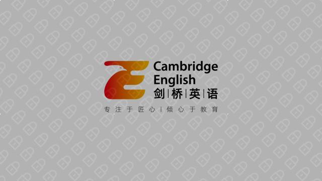 剑桥英语教育公司LOGO乐天堂fun88备用网站入围方案1