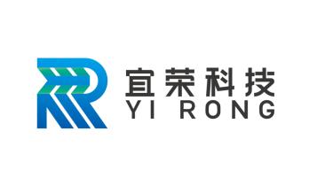 宜荣科技公司LOGO设计