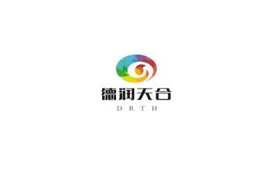 德潤天合標志logo 設計