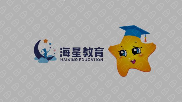 海星教育品牌吉祥物乐天堂fun88备用网站入围方案3