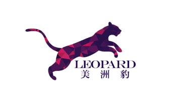 美洲豹科技公司LOGO设计
