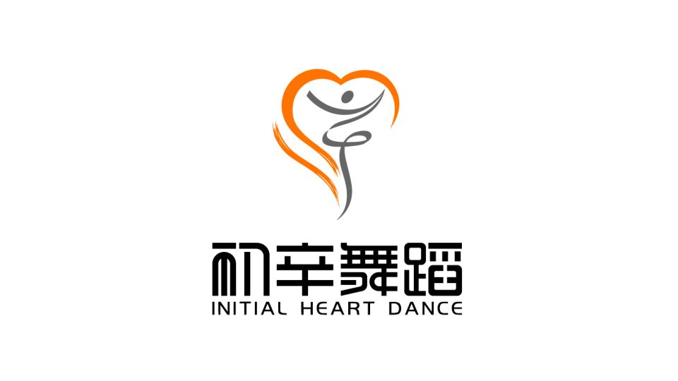 初辛舞蹈教育w88优德LOGO设计