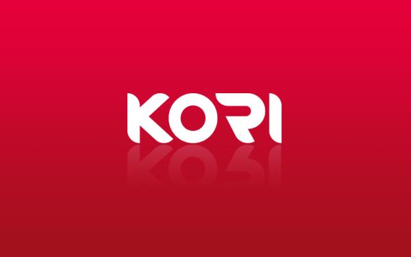 KORI电子产品品牌LOGO设计