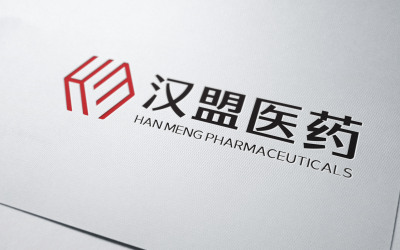 漢盟醫藥logo