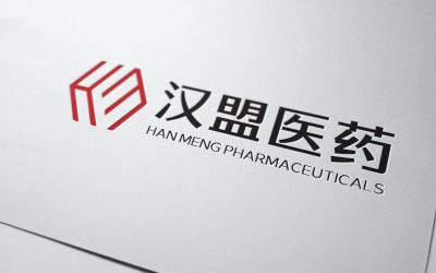 汉盟医药logo
