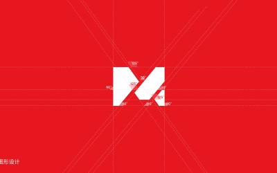 MERTON 墨顿logo设计