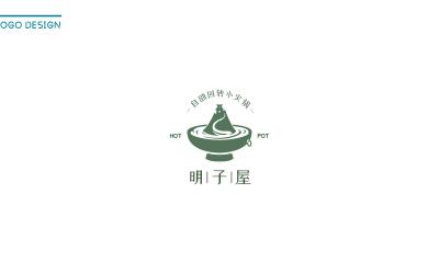 火鍋店logo