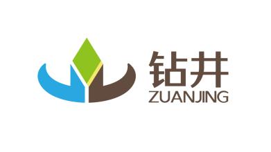 鉆井農業服務品牌LOGO設計