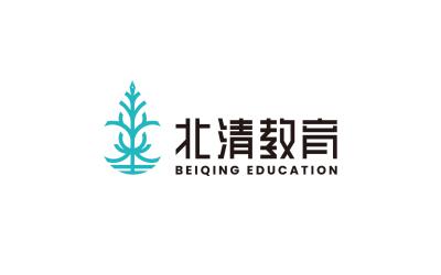 北清教育品牌LOGO設計