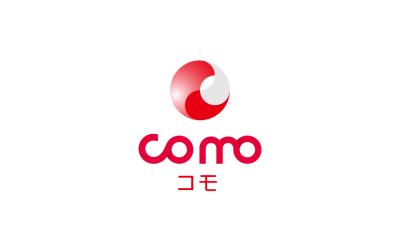 日本como貿易品牌logo設...