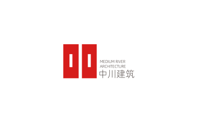 中川建筑LOGO设计
