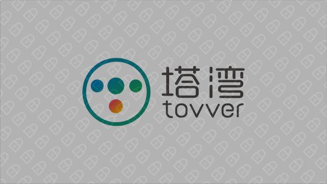 塔湾生物科技公司LOGO设计入围方案3