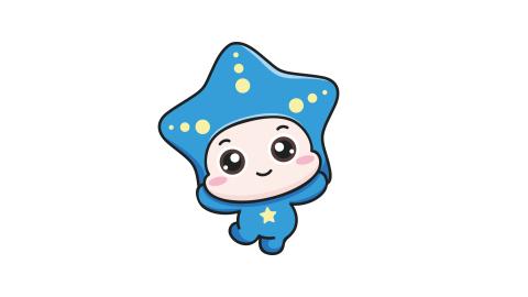 海星教育品牌吉祥物设计