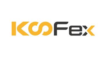 KooFex電商品牌LOGO設計