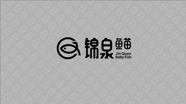 锦泉鱼苗品牌LOGO乐天堂fun88备用网站入围方案2