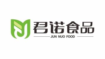 君诺食品公司LOGO设计