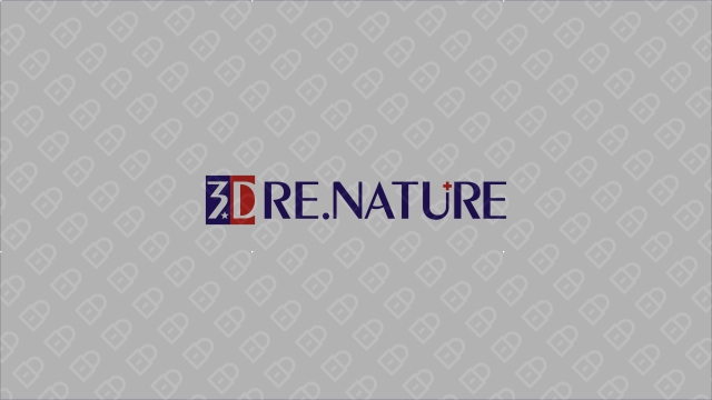 3D RE.NATURE医疗器械品牌LOGO设计入围方案10