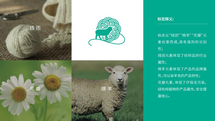 鲁谷梅朵地毯品牌LOGO设计中标图5